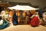 테디베어들의 전통 혼례식